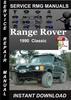 Thumbnail 1990 Range Rover Classic Service Repair Manual Download