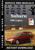 Thumbnail 1996 Subaru Legacy Service Repair Manual Download