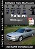 Thumbnail 1998 Subaru Legacy Service Repair Manual Download
