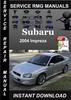 Thumbnail 2004 Subaru Impreza Service Repair Manual Download