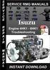 Thumbnail Isuzu Engine 4HK1 - 6HK1 Troubleshooting Manual