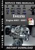 Thumbnail Isuzu Engine 4HK1 - 6HK1 Service Repair Manual Download