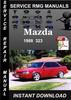 Thumbnail 1988 Mazda 323 Service Repair Manual Download