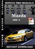 Thumbnail 2000 Mazda 6 Service Repair Manual Download