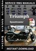 Thumbnail Triumph Speedmaster Service Repair Manual Download