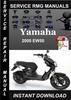 Thumbnail 2000 Yamaha EW50 Service Repair Manual Download