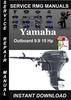 Thumbnail Yamaha Outboard 9.9 15 Hp Service Repair Manual Download