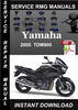 Thumbnail 2005 Yamaha TDM900 Service Repair Manual Download