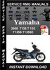 Thumbnail 2008 Yamaha T135 T 135 T135S T135SE Service Repair Manual Do