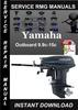 Thumbnail Yamaha Outboard 9.9c-15c Service Repair Manual Download