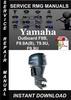 Thumbnail Yamaha Outboard F8B, F9.9A(B), T9.9U, F9.9U Service Repair M