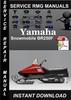 Thumbnail Yamaha Snowmobile BR250F Service Repair Manual Download