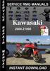 Thumbnail 2004 Kawasaki Z1000 Service Manual Download