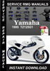 Thumbnail 1995 Yamaha TZ125G1 Service Repair Manual Download