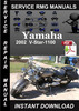 Thumbnail 2002 Yamaha V-Star-1100 Service Repair Manual Download