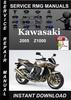 Thumbnail 2005 Kawasaki Z1000 Service Manual Download