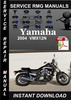 Thumbnail 2004 Yamaha VMX12N Service Repair Manual Download