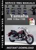 Thumbnail 2008 Yamaha V-Star-1100 Service Repair Manual Download