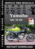 Thumbnail 1982 Yamaha XS 400 Service Repair Manual Download