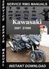 Thumbnail 2007 Kawasaki Z1000 Service Manual Download
