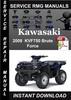 Thumbnail 2008 Kawasaki KVF750 Brute Force Service Repair Manual Downl
