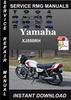 Thumbnail Yamaha XJ550RH Service Repair Manual Download