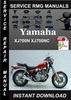 Thumbnail Yamaha XJ700N XJ700NC Service Repair Manual Download