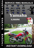 Thumbnail Yamaha XJ900RK Service Repair Manual Download