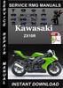 Thumbnail Kawasaki ZX10R Service Repair Manual Download