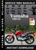 Thumbnail Yamaha YBR125 Service Repair Manual Download