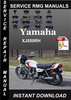 Thumbnail Yamaha XJ550RH Service Repair Manual Download