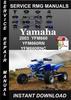 Thumbnail 2003 Yamaha YFM660 YFM660RN YFM660RNC Service Repair Manual