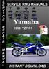 Thumbnail 1998 Yamaha YZF R1 Service Repair Manual