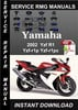 Thumbnail 2002 Yamaha Yzf R1 Yzf-r1p Yzf-r1pc Service Repair Manual Do