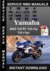 Thumbnail 2003 Yamaha Yzf R1 Yzf-r1p Yzf-r1pc Service Repair Manul Dow