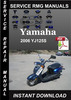 Thumbnail 2006 Yamaha YJ125S Service Repair Manual Download