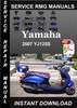 Thumbnail 2007 Yamaha YJ125S Service Repair Manual Download