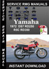 Thumbnail 1972 Yamaha DS7 RD250 R5C RD350 Service Repair Download