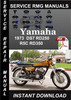 Thumbnail 1973 Yamaha DS7 RD250 R5C RD350 Service Repair Download