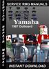 Thumbnail 1987 Yamaha Outboard Service Repair Manual Download