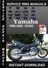 Thumbnail 1989-2000 Yamaha XV250 Service Repair Manual Download