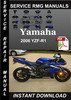 Thumbnail 2006 Yamaha YZF-R1 Service Repair Manual Download