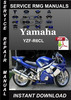 Thumbnail Yamaha YZF-R6CL Service Repair Manual Download