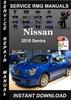 Thumbnail 2010 Nissan Sentra Service Repair Manual Download