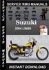 Thumbnail 2004 Suzuki LS650 Service Repair Manual Download