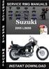 Thumbnail 2005 Suzuki LS650 Service Repair Manual Download