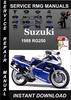 Thumbnail 1988 Suzuki RG250 Service Repair Manual Download