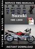 Thumbnail 1989 Suzuki LS650 Service Repair Manual Download
