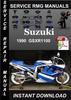 Thumbnail 1990 Suzuki GSXR1100 Service Repair Manual Download