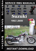 Thumbnail 1992 Suzuki LS650 Service Repair Manual Download